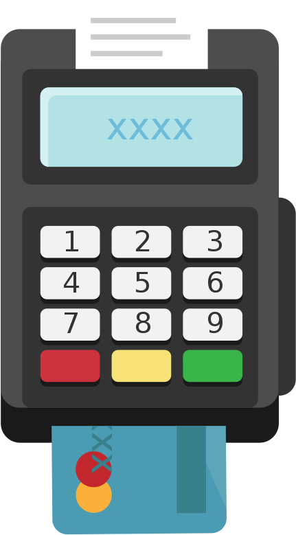 Simulate any POS device